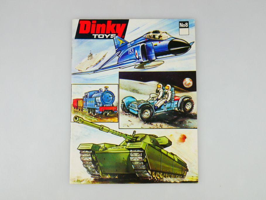 Dinky Toys 1971 Katalog 28S. + Preisliste vintage toy catalog 109983