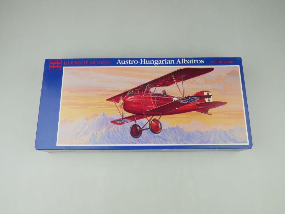 Glencode Models 1/48 Austro-Hungarian Albatros No 05102 plane kit OVP 110011