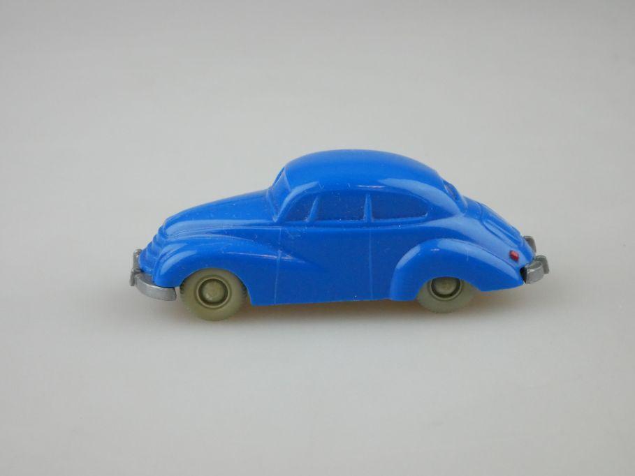 Wiking unverglast 1/87 Saure 132/3 B DKW Limousine himmelblau H0 Modell 110041