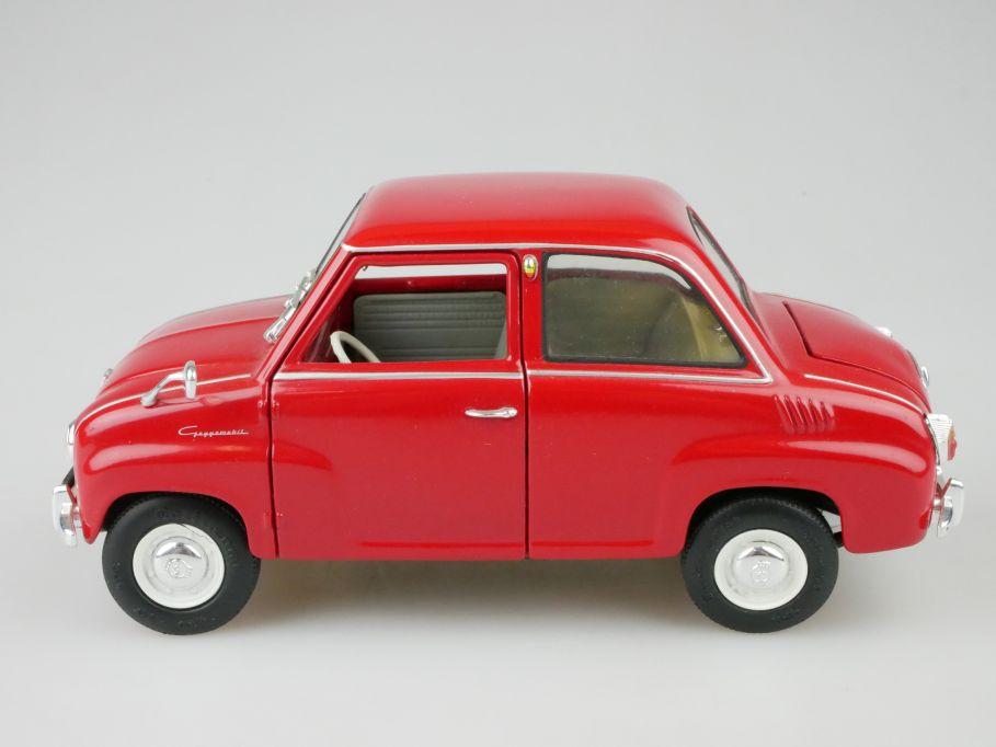Revell 1/18 Goggomobil T 250 Oldtimer rot Modellauto diecast 110059