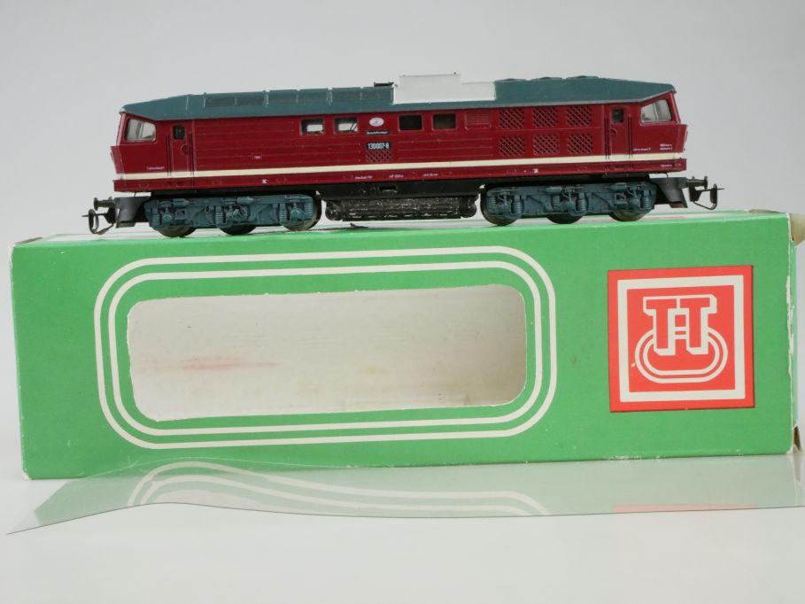 Berliner TT Bahnen BTTB 2640 BR 130 Diesellok der DR OVP 110056