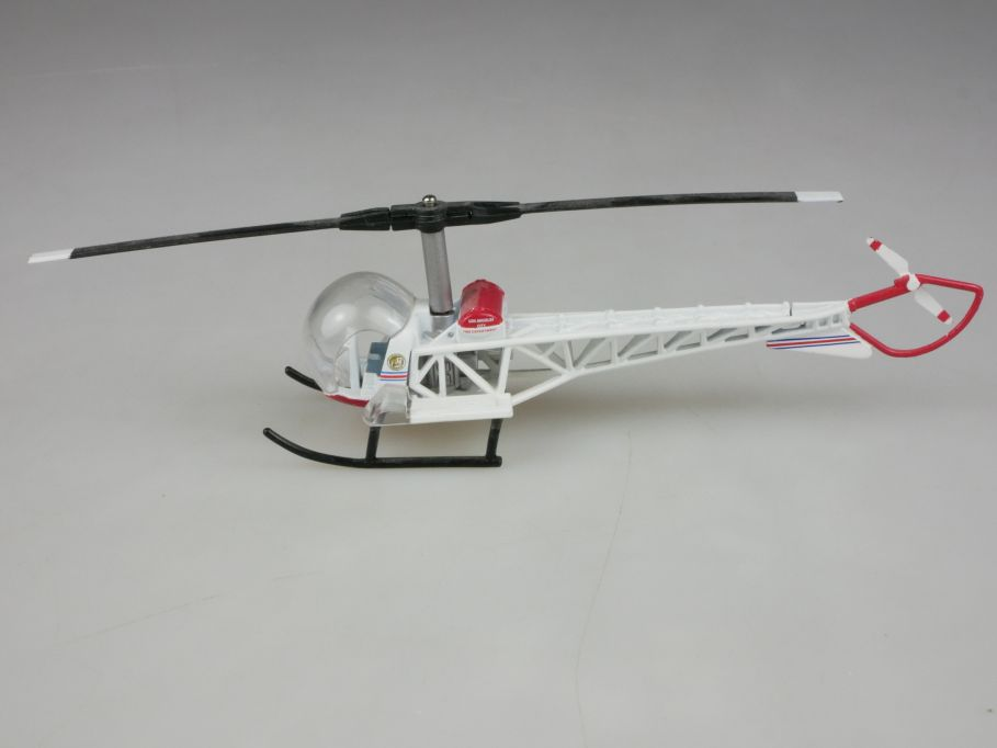 Corgi Bell Sioux Los Angeles City Fire Dpt 1/48 Helicopter Hubschrauber 110108