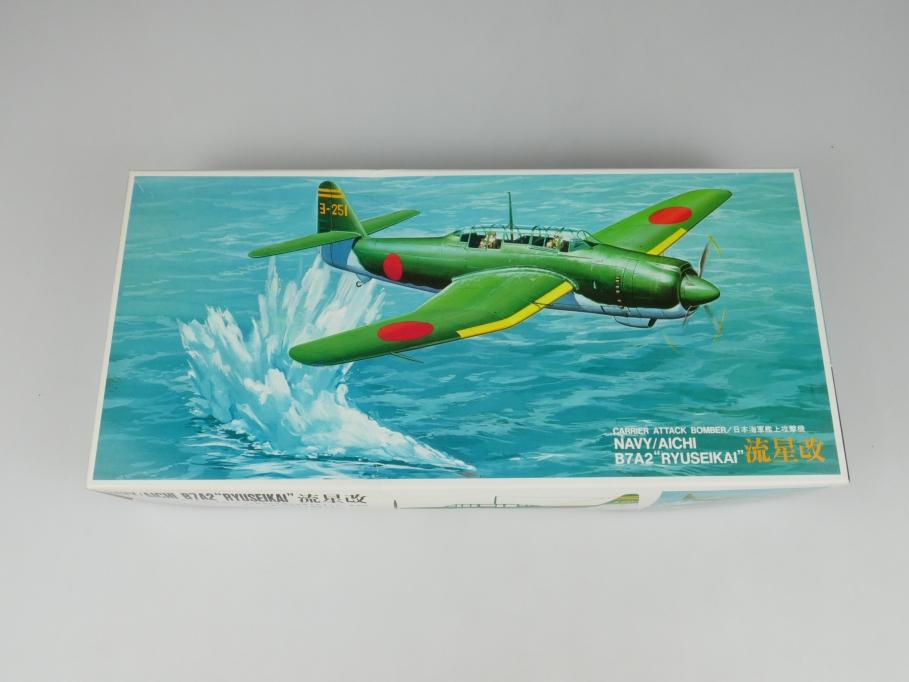 "Fujimi 1/72 Navy/Aichi B7A2 ""Ryuseikai"" No 7A-F2  OVP model kit 110162"
