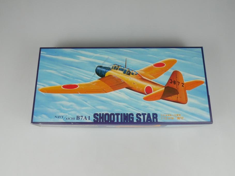 """Fujimi 1/72 Navy/Aichi B7A1 """"Ryusei"""" Shooting Star No 7A-F-800 OVP kit 110164"""