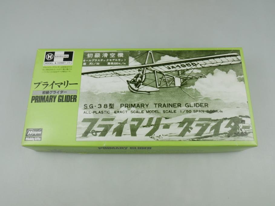 Hasegawa 1/72 Sg-38 Primary Trainer Glider NO SP26 OVP plane model kit 110172