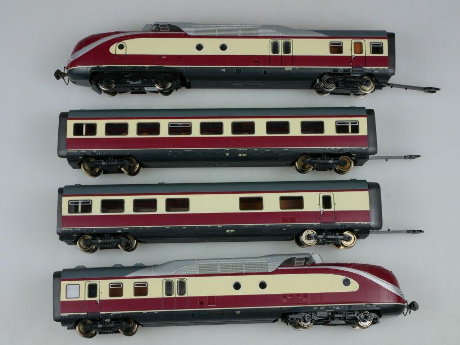 Roco H0 DC VT 11.5 BR 601 vierteiliger Triebzug der DB  110376