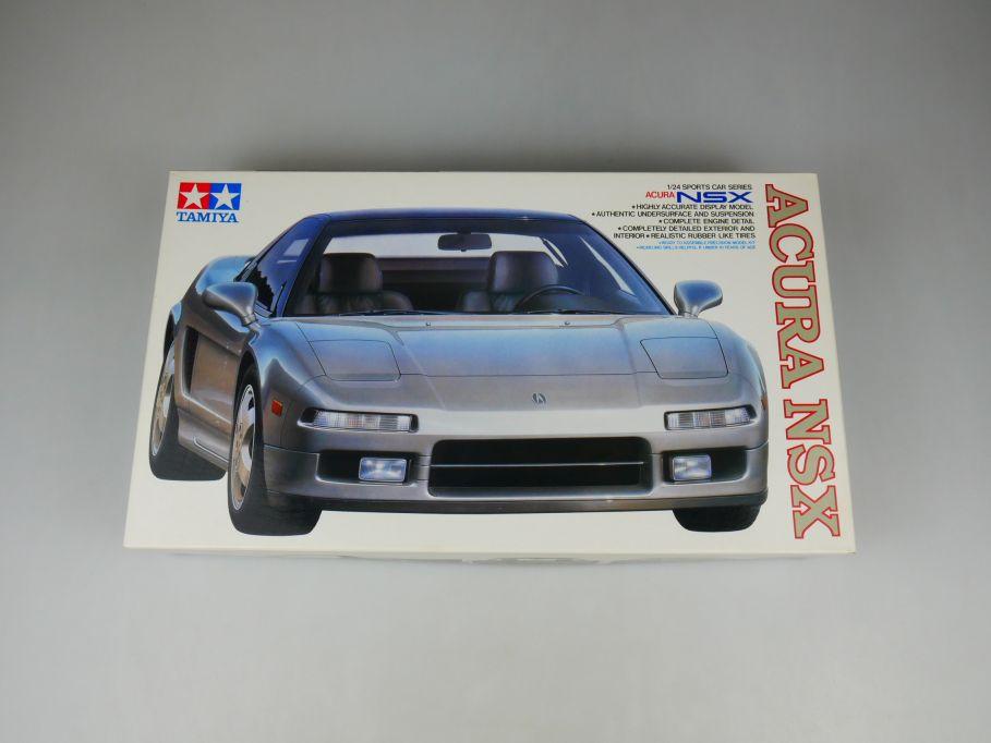 Tamiya 1/24 Acura NSX No 24101 OVP car model kit 110390