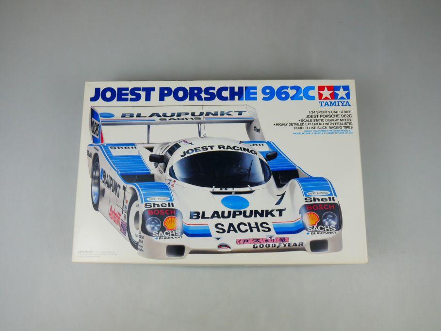 Tamiya 1/24 Joest Porsche 962C No 24097 OVP car model kit 110392