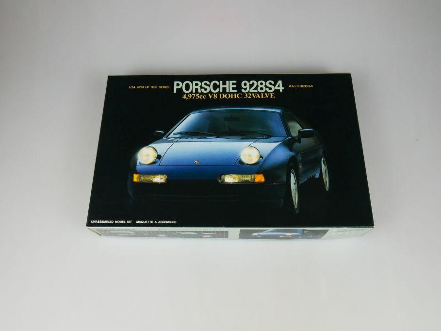 Fujimi 1/24 Porsche 928S4 No 03038-ID38-800 OVP car model kit 110395