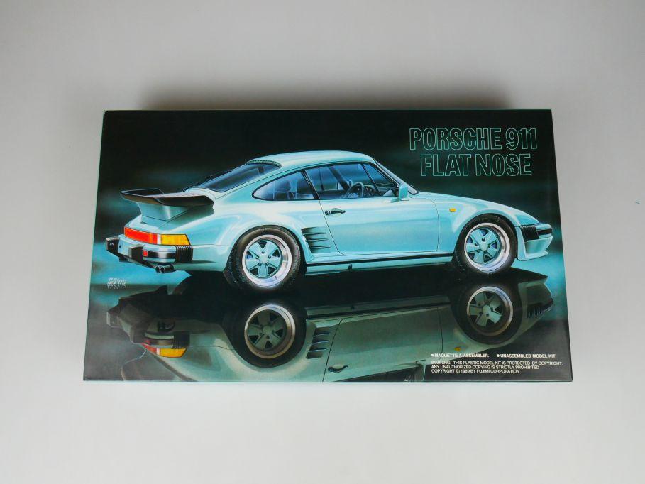 Fujimi 1/24 Porsche 911 Flatnose No 12407 OVP car model kit 110398