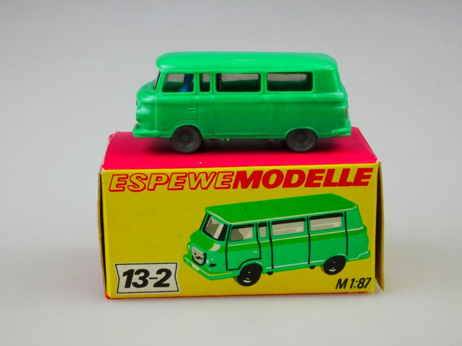 Espewe H0 1013/2 Barkas B 1000 13-2 DDR VEB + Box 110366