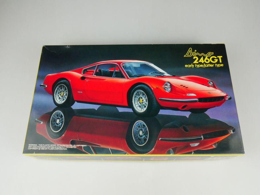 Fujimi 1/24 Dino 246GTS -1000 RS-19 No 12024 OVP car model kit 110407