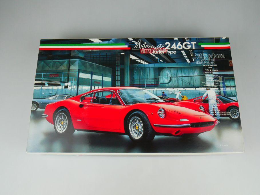 Fujimi 1/24 Dino 246GTS latter type No 16 OVP car model kit 110408