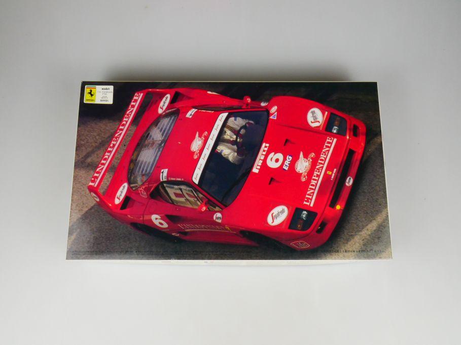 "Fujimi 1/24 Ferrari F40 ""Colombo"" Italiano Supercar No 06205 OVP kit 110448"