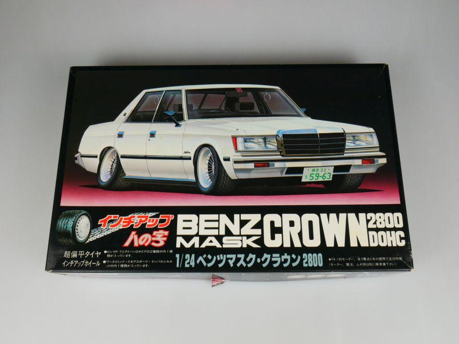 Fujimi 1/24 Benz Mask Crown 19 2800 DOHC No IH19-800 OVP car kit 110455
