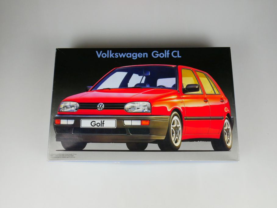 Fujimi 1/24 Volkswagen Golf CL ID-59 No 03239 OVP car model kit 110458