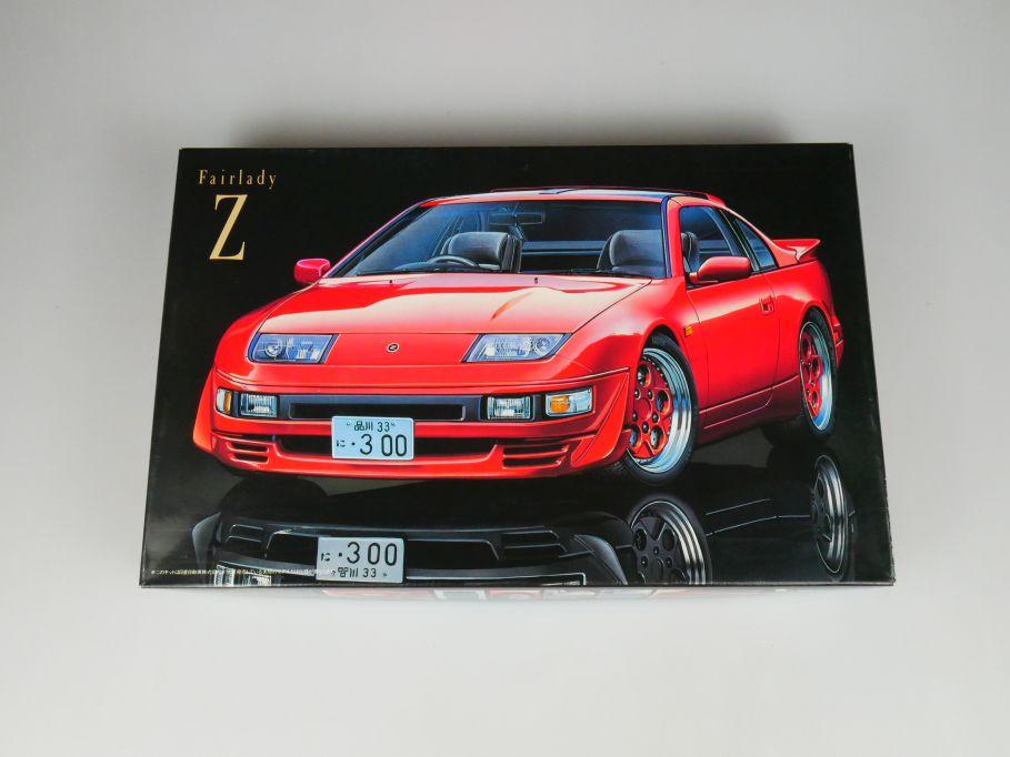Fujimi 1/24 Fairlady Z SI-102 No 05502 OVP car model kit 110459