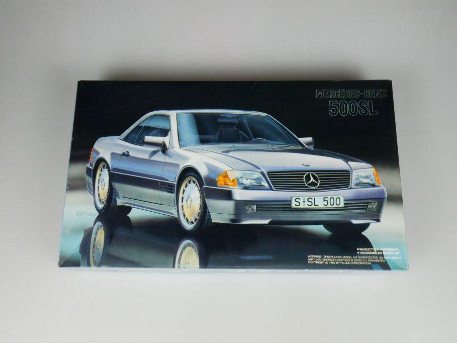 Fujimi 1/24 Mercedes Benz 500SL -1000 RS- 14 No 12016 OVP kit 110436
