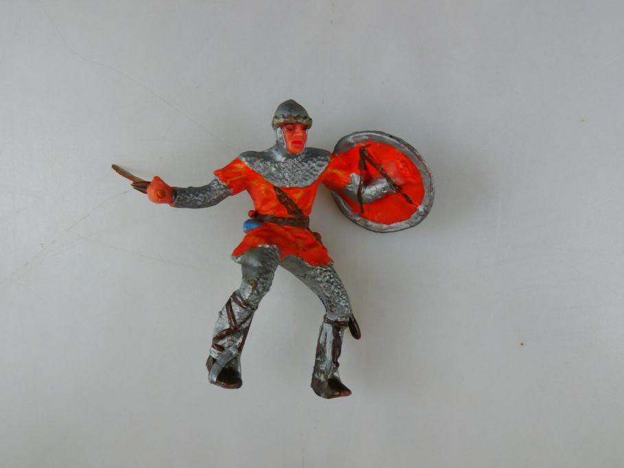 ELASTOLIN 7cm Figur Normannen Reiter 110463