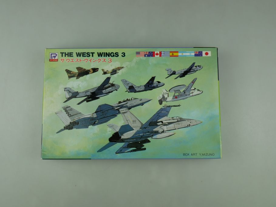 Pit-Road 1/700 The West Wings 3 S13 OVP plane model kit 110595
