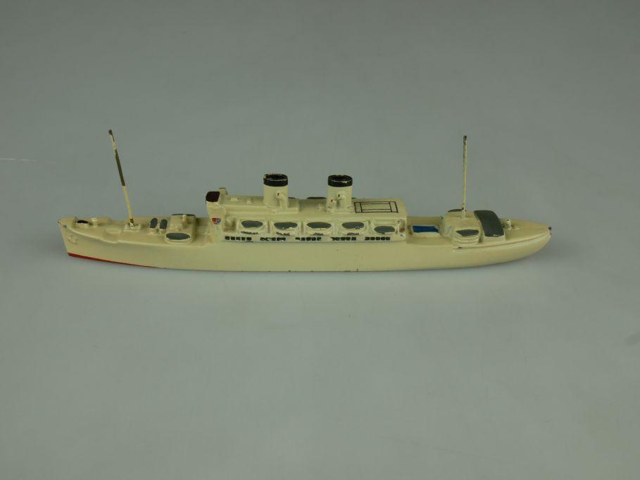 WM Wiking 1/1250 16000 BRT Passagier 13,5cm weiß Schiff 110603