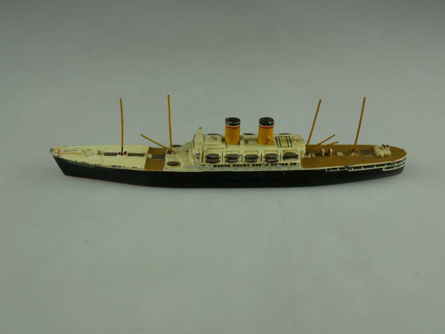 WM Wiking 1/1250 Deutschland / Hansa Passagier 16cm Schiff 110639