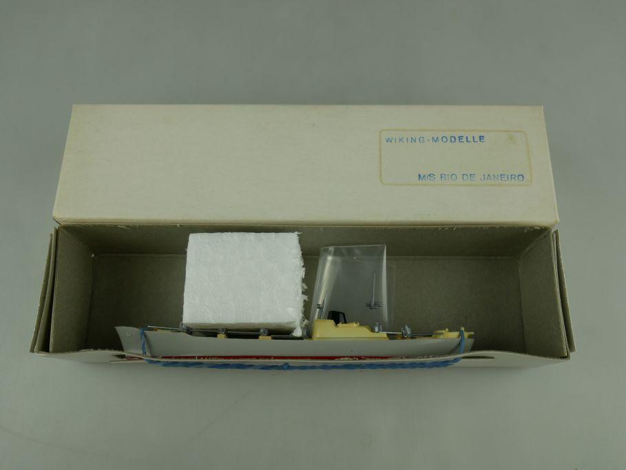 WM Wiking 1/1250 MS Rio de Janeiro Passagier 11cm Plastik OVP 110642