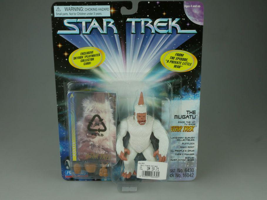 Star Trek The Mugatu Action Figur 6430 Playmates 1997 Blister 110749