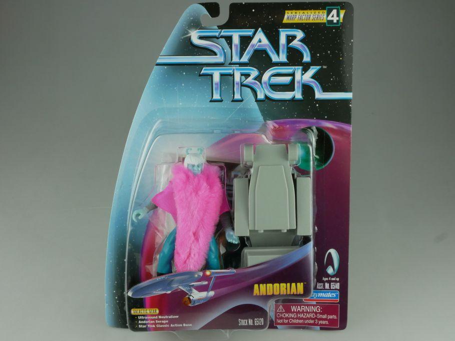 Star Trek Andorian Ultrasonic Neutralizer Figur Playmates 65120 Blister 110756