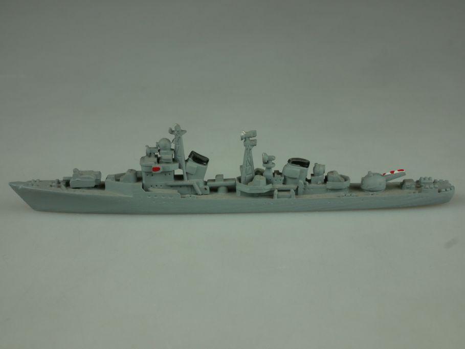 Hansa 62 Zerstörer Kotlin UdSSR destroyer ship Metall Schiff 1:1250 110698