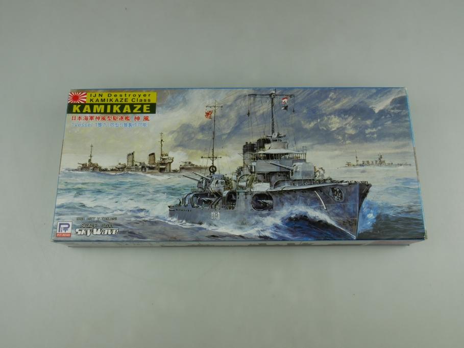 Skywave 1/700 IJN Destroyer Kamikaze Class SW-1200 W14 OVP kit 110725