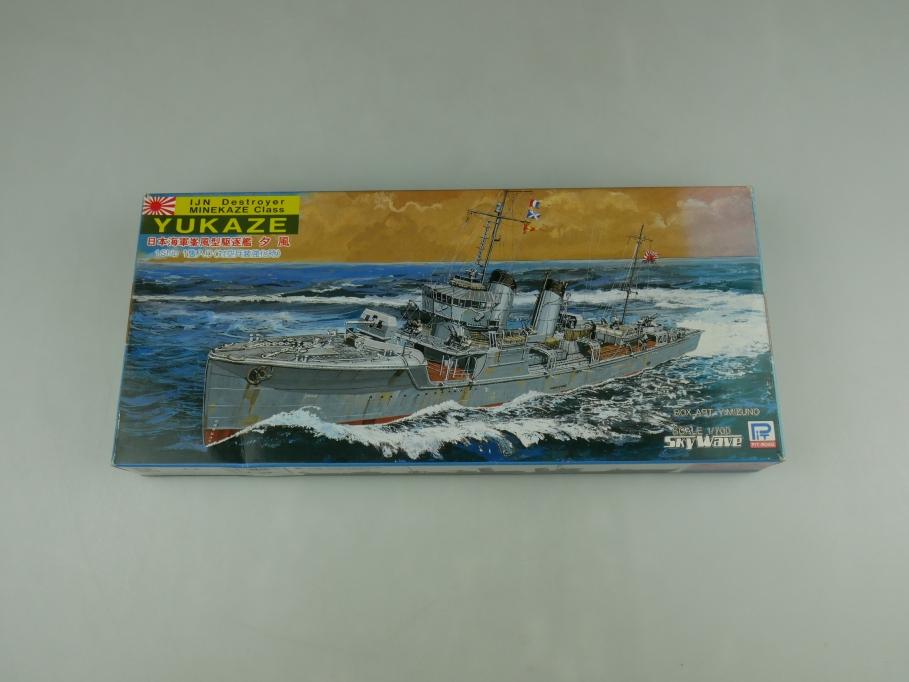 Sky Wave 1/700 IJN Destroyer Minekaze Class Yukaze W20 w/ Box kit 110730