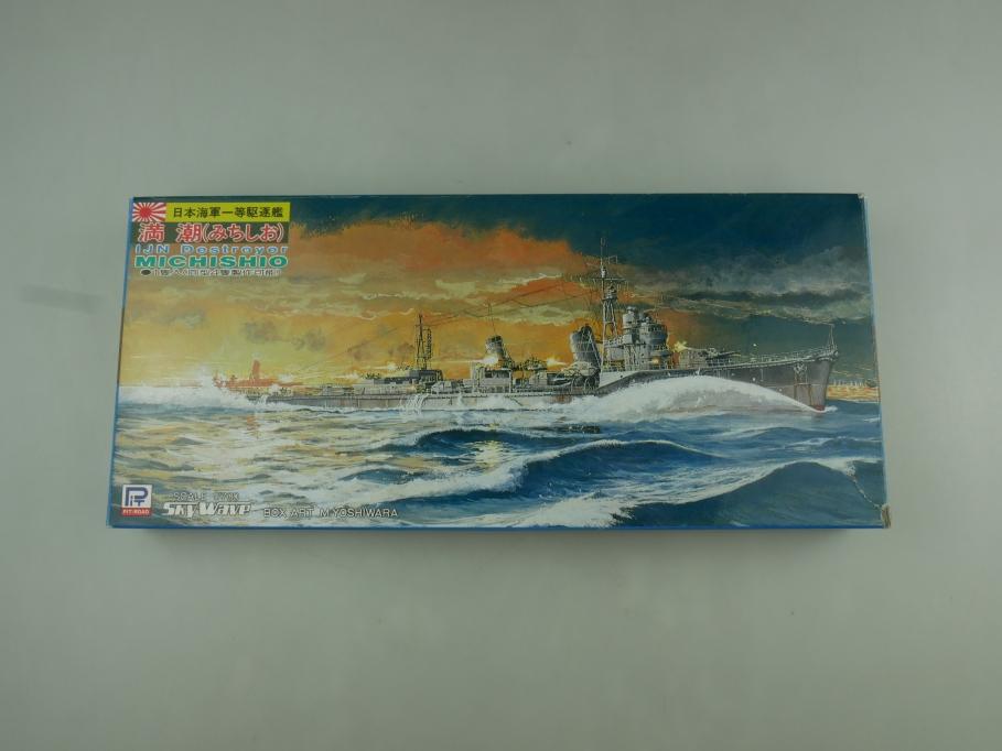 Skywave 1/700 IJN Destroyer Michishio W31 SW-1500 OVP kit 110770