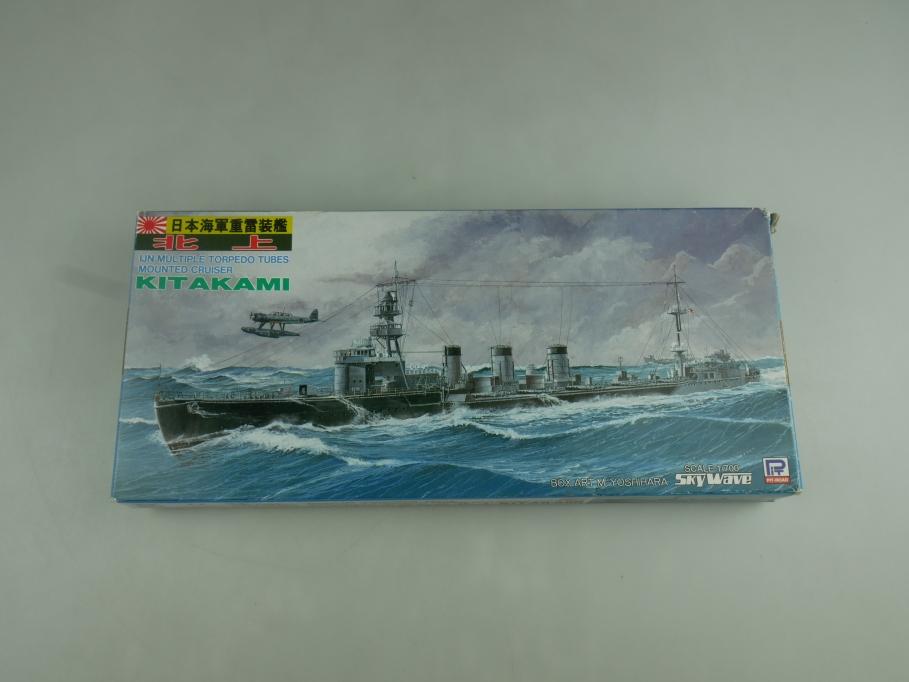 Skywave 1/700 IJN Multiple Torpedo Mounted Cruiser Kitakami W47 OVP kit 110786