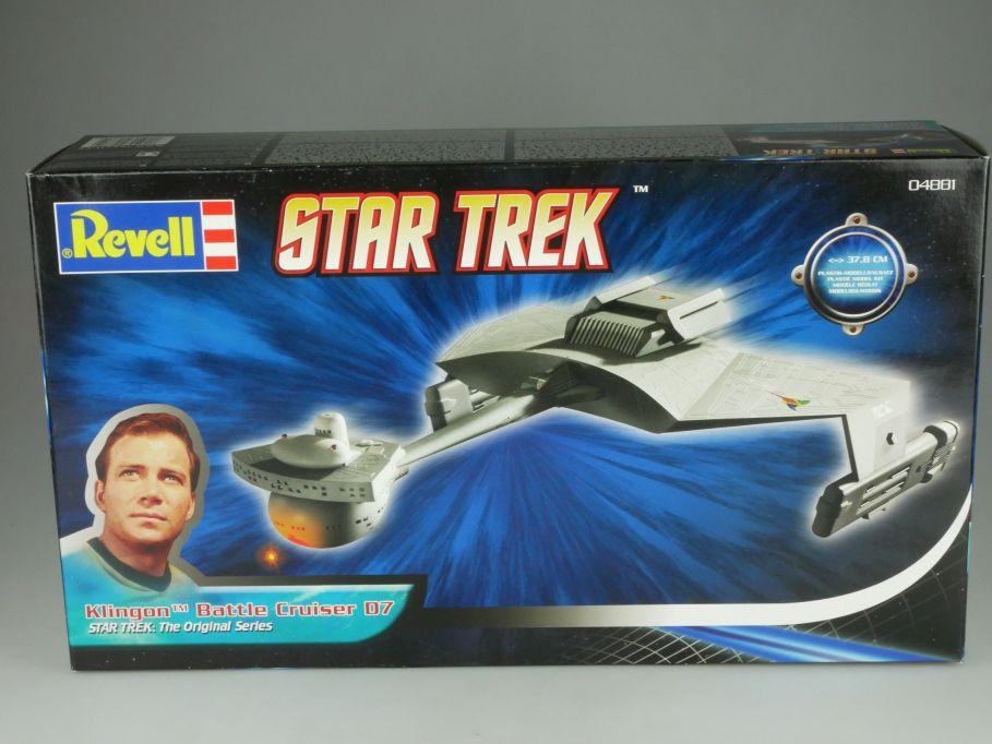 amt models - STAR TREK Vulcan Shuttle Surak space ship 641 Kit Box 110868