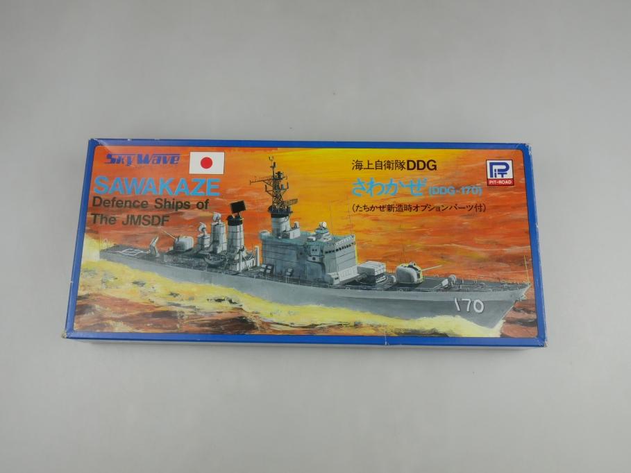 Sky Wave 1/700 JMSDF Defense Ship Sawakaze Class DD-170 43 w/ Box kit 110929