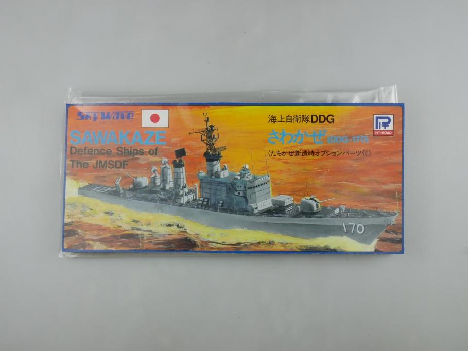 Sky Wave 1/700 JMSDF Defence Ships Sawakaze DDG-170 43 kit 110985
