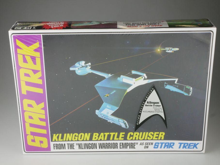 amt 1/650 Star Trek KLINGON Battle Cruiser warrior empire AMT720/12 kit 111089