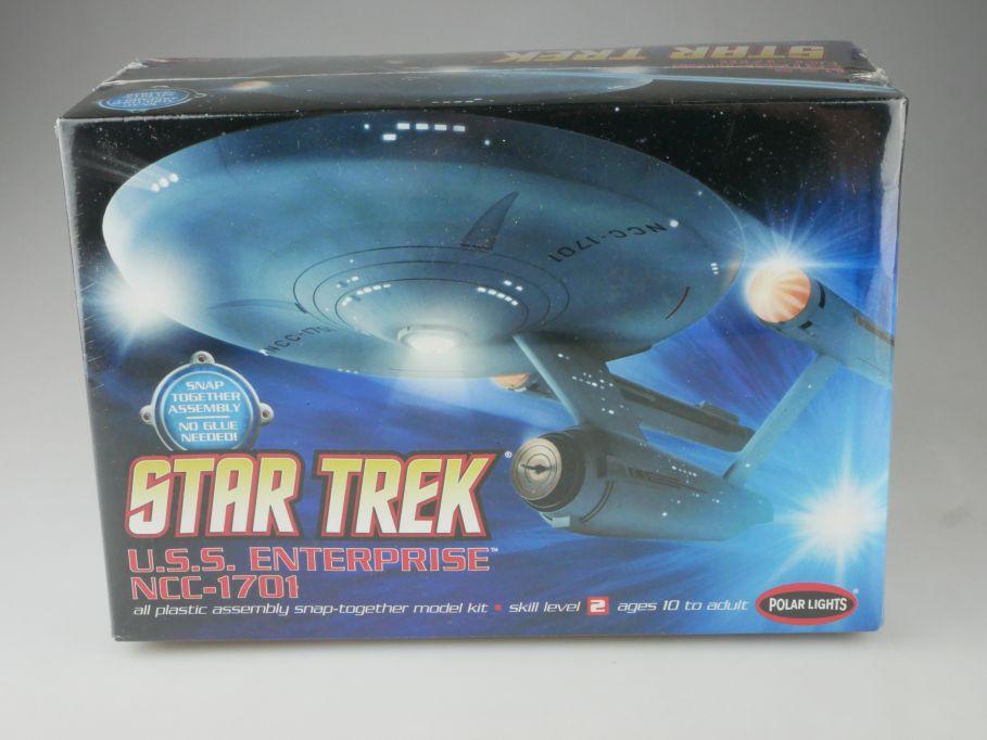 Polar Lights 1/1000 Star Trek USS Enterprise NCC-1701 kit POL803M 111076