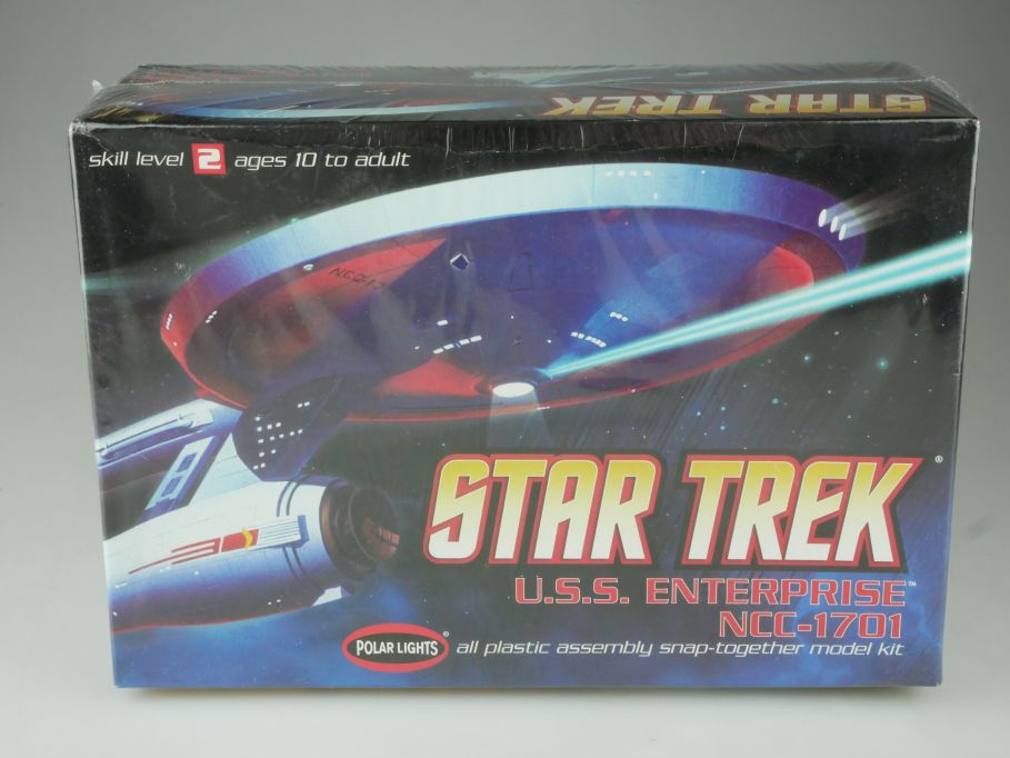 Polar Lights 1/1000 Star Trek USS Enterprise NCC-1701 kit POL803 111077
