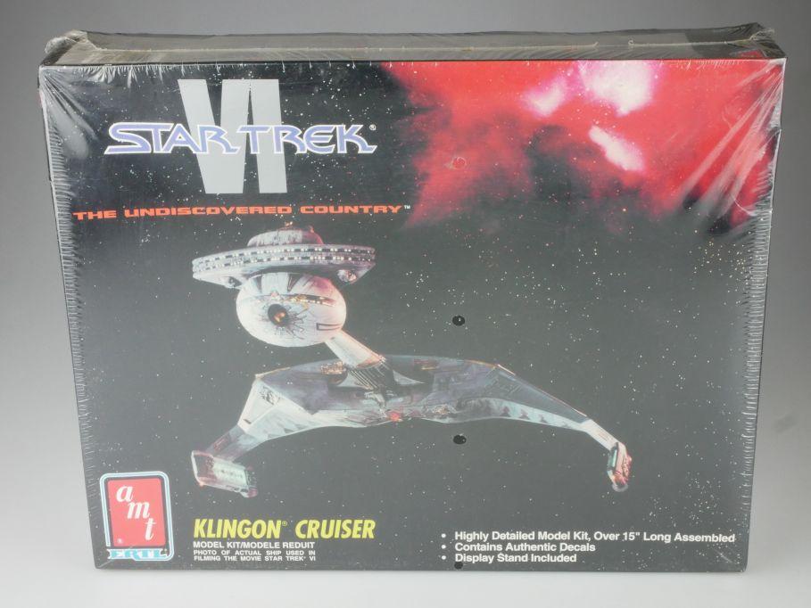 amt Matchbox Star Trek VI Klingon Cruiser undiscovered country 8229 kit 111082