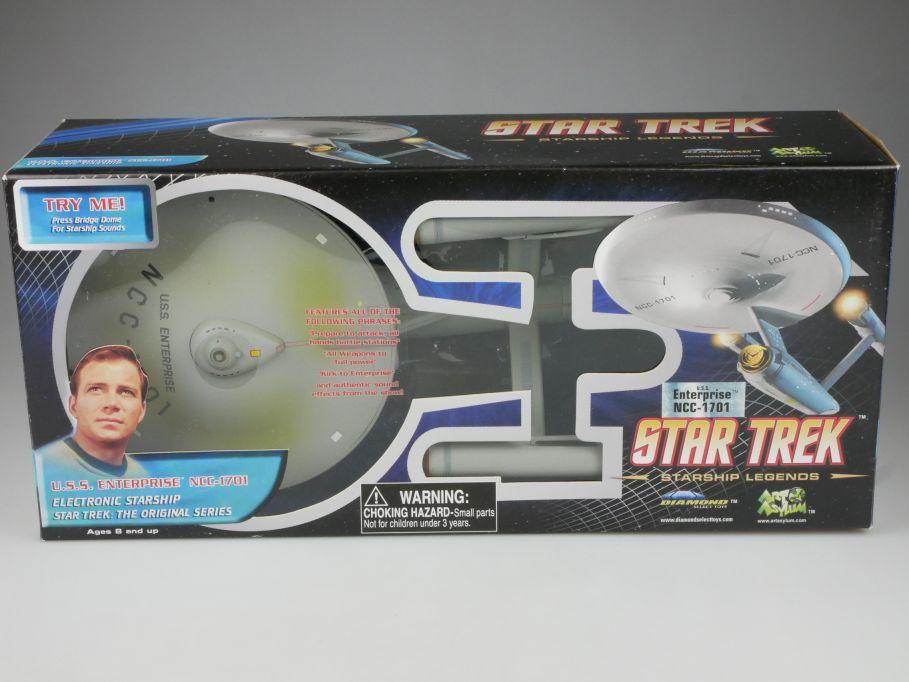 Star Trek USS Enterprise NCC-1701 40cm orig. Series Diamond Select + Box 111098