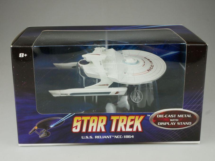 Hotwheels Star Trek USS Reliant NCC-1864 Khan Modell 14cm P8514 Box 111108