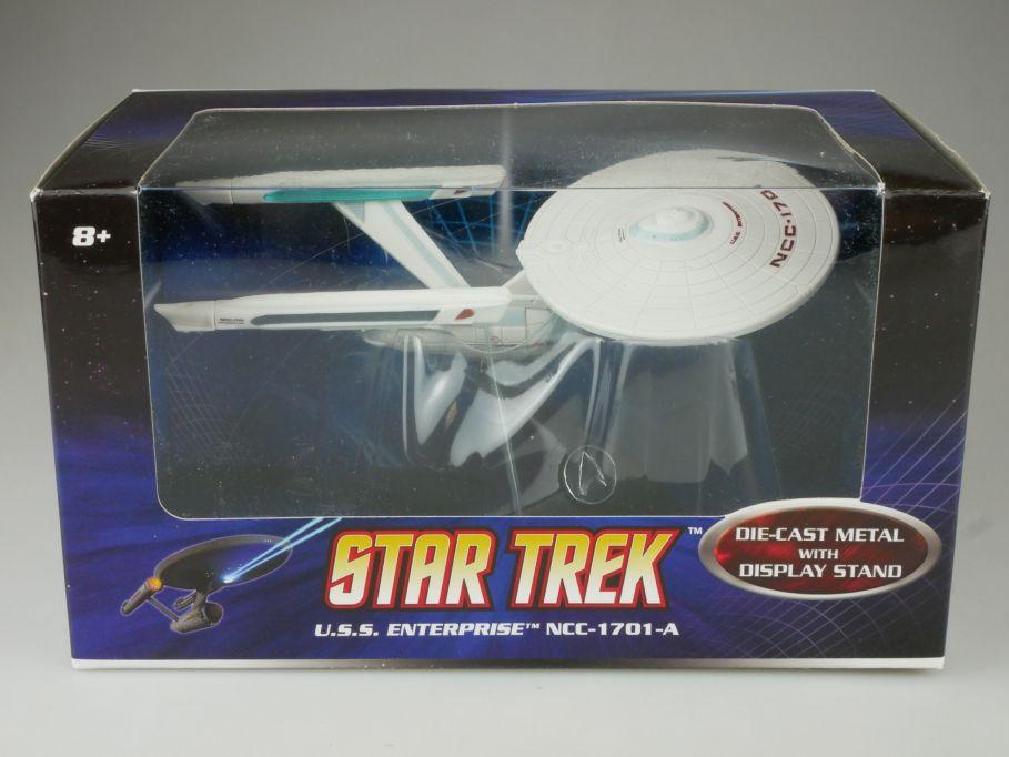 Hotwheels Star Trek USS Enterprise NCC-1701-A diecast 16cm P8511 Box 111109