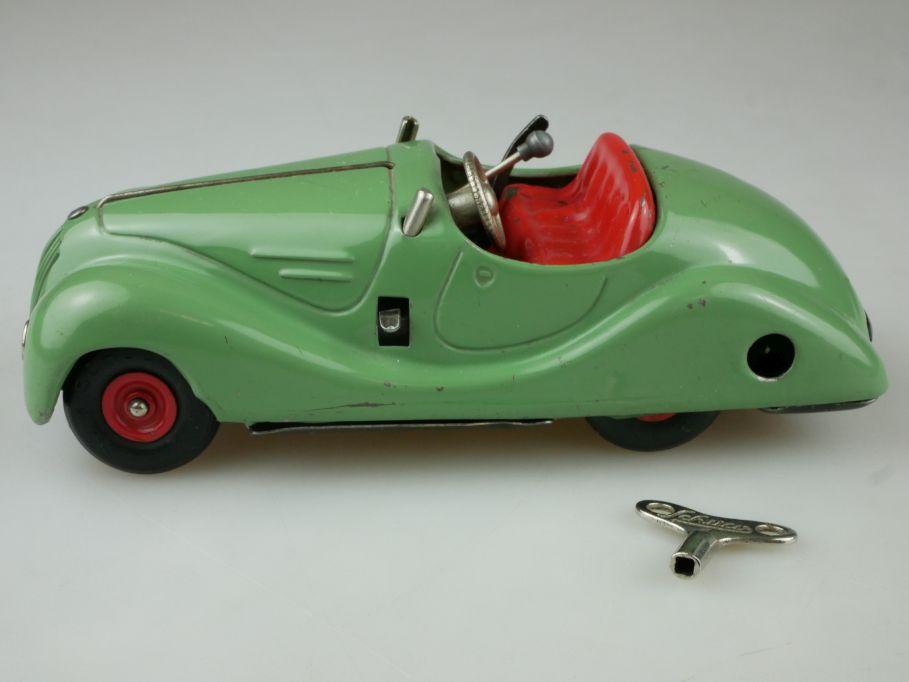 Schuco Examico 4001 Blech Spielzeug US Zone Germany vintage tin toy 111353