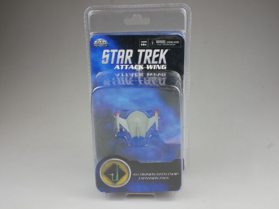 Star Trek Attack Wing Expansion Pack 4th Divi. I.R.W. GAL GATH´THONG BOX 111404