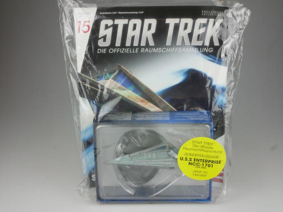 EAGLEMOSS Star Trek 15 Tholianisches Schiff 2152) Starship Coll. Heft OVP 111459