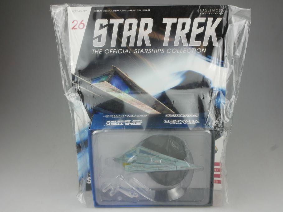EAGLEMOSS Star Trek 26 Tholian starship 2152 Starship Coll. Heft OVP 111460
