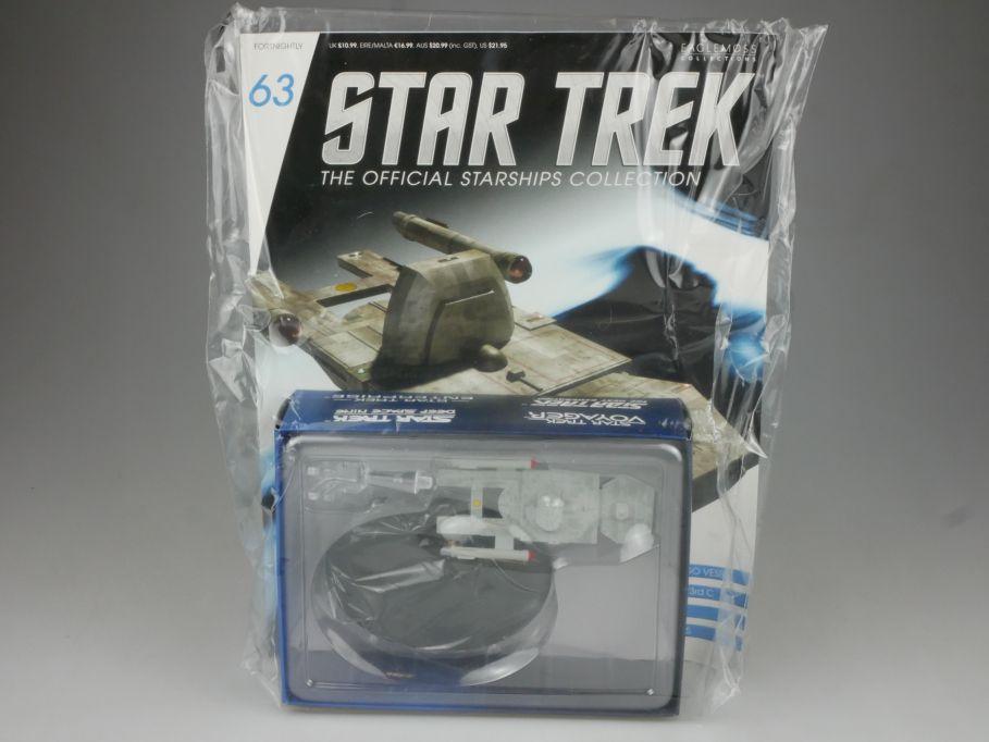EAGLEMOSS Star Trek 63 ANTARES NCC-501 Starship Coll. Heft OVP 111464