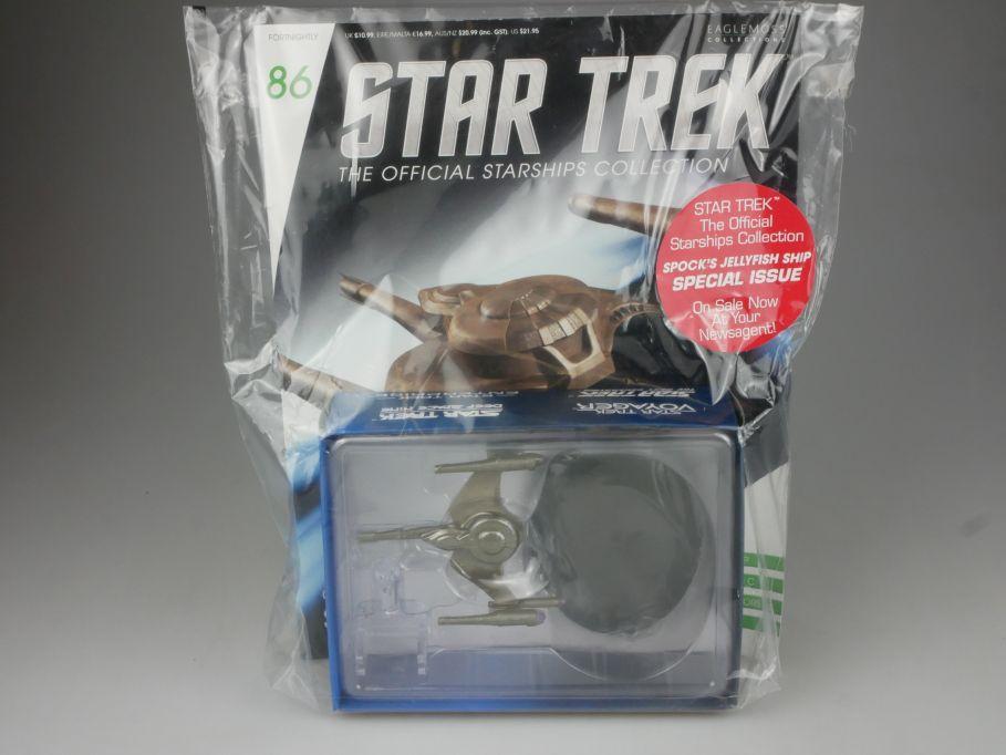 EAGLEMOSS Star Trek 86 Gorn Starship Coll. Heft OVP 111468